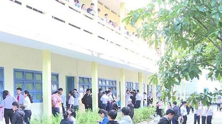Thi chọn học sinh giỏi THCS và THPT tỉnh Khánh Hòa