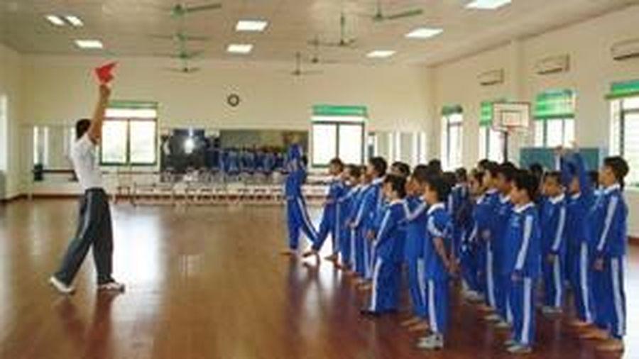 Chế độ bồi dưỡng dạy thực hành với giáo viên thể dục