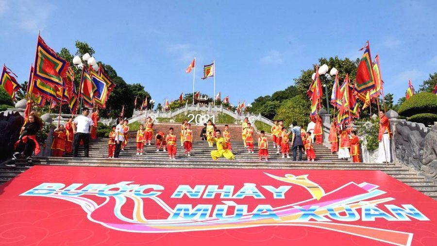 Đền Cửa Ông lên chương trình 'Bước nhảy mùa xuân' của Đài Truyền hình Việt Nam