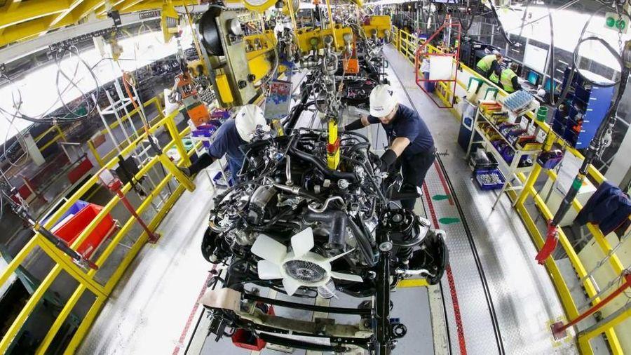 Hãng ô tô nào sản xuất nhiều xe nhất mỗi phút?