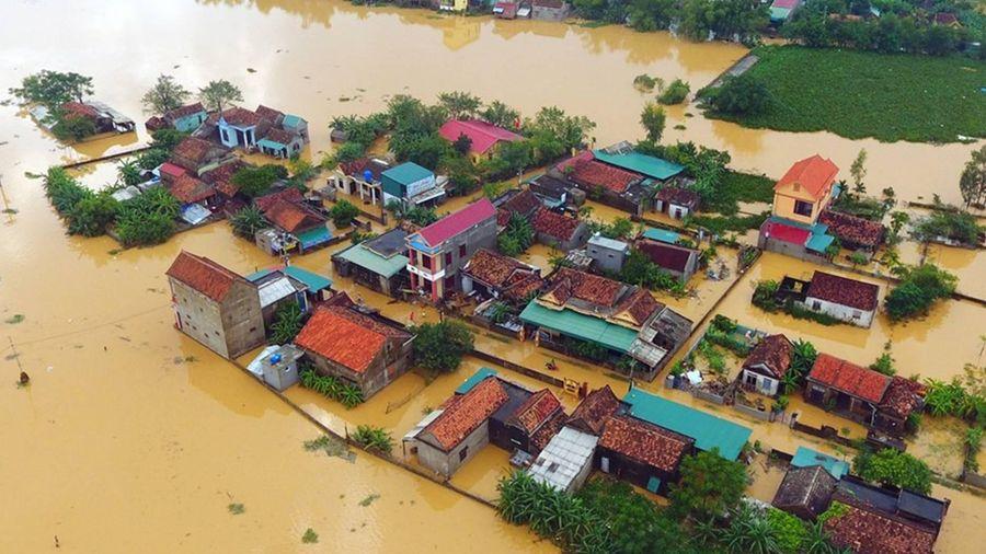 Các ngân hàng đã hỗ trợ cho vay, giảm lãi với dư nợ trên 10 nghìn tỷ đồng để khắc phục hậu quả lũ lụt miền Trung