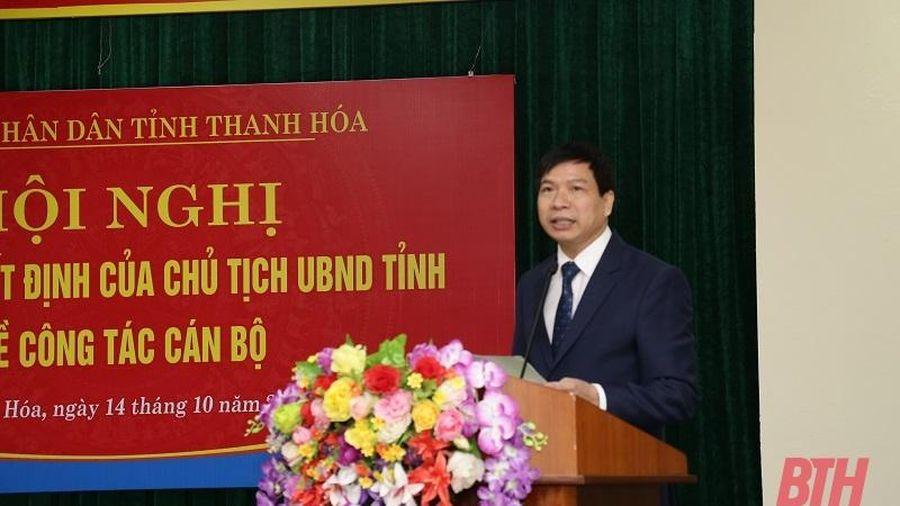 Bổ nhiệm lãnh đạo mới tại Lạng Sơn, Nam Định và Thanh Hóa