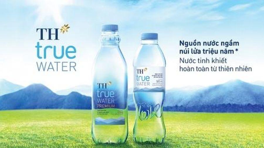Chuyện những chai nước mang thiên nhiên từ mạch ngầm núi lửa triệu năm