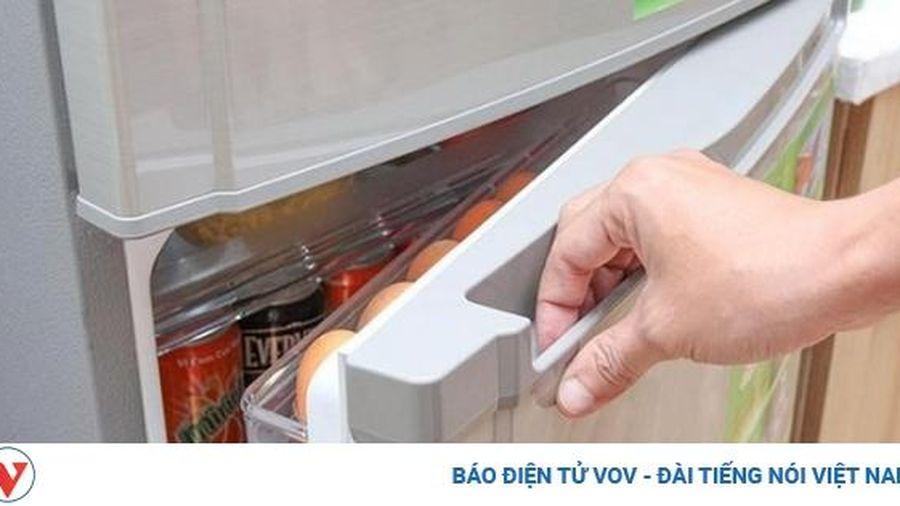 Mẹo sử dụng tủ lạnh tiết kiệm điện hơn