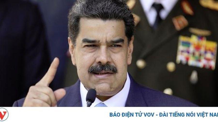 Tổng thống Venezuela bất ngờ nêu điều kiện từ chức 'ngay lập tức'