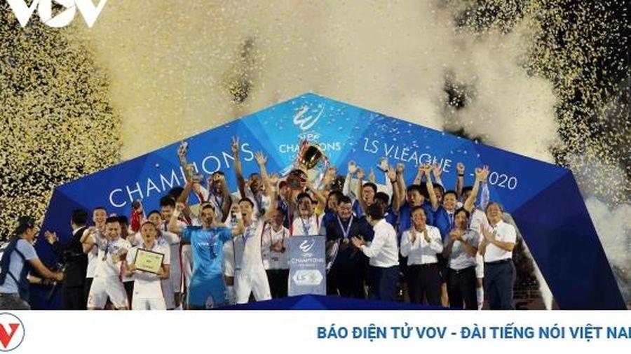 Tiền thưởng 'siêu khủng' chờ đón Viettel ở AFC Champions League 2021