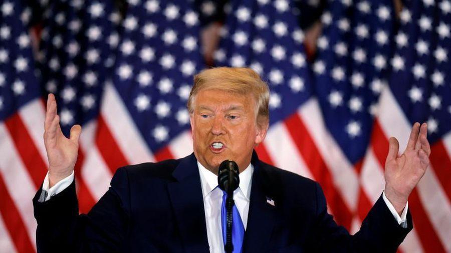 Chưa bỏ cuộc, Trump tiếp tục khởi kiện ở Wisconsin