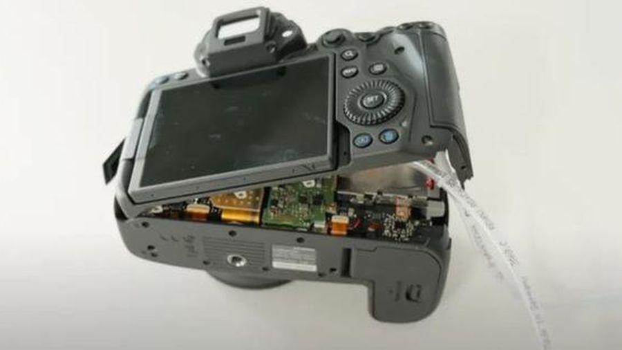 Nhiếp ảnh gia này chế cả tản nhiệt nước để giải quyết hiện tượng quá nhiệt của Canon R5
