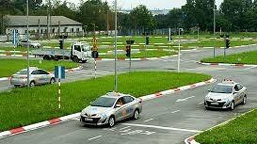 Tăng giám sát các kỳ sát hạch lái xe cơ giới đường bộ