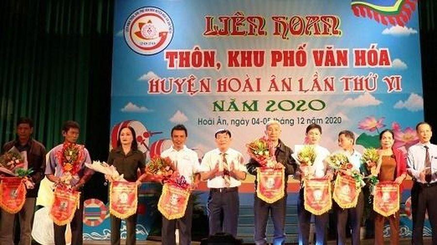 Bình Định: Liên hoan thôn, khu phố văn hóa lần thứ VI