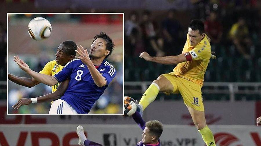 Sài Gòn FC đá AFC Cup với súng 2 nòng cổ