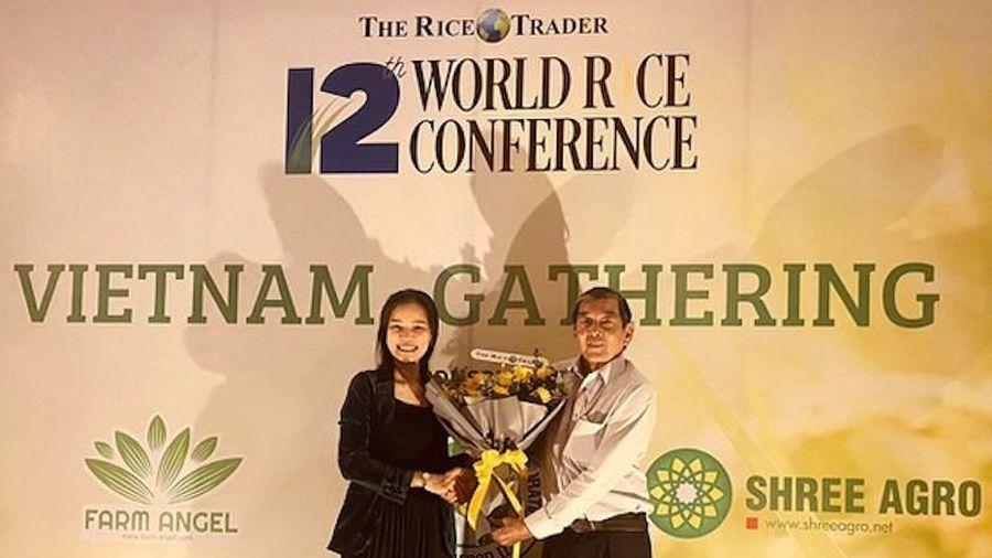 Gạo ST25 giành á quân cuộc thi Gạo ngon nhất thế giới 2020