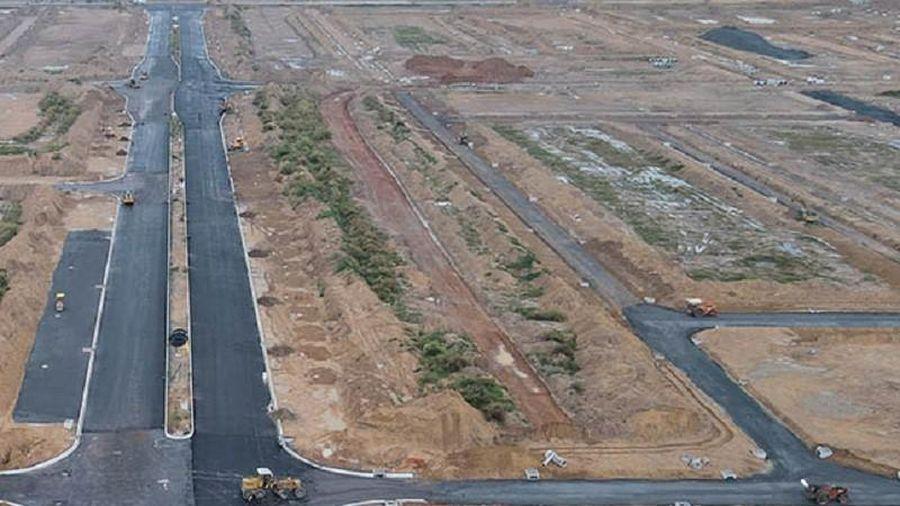 Người dân trong dự án sân bay Long Thành nhận đất tái định cư