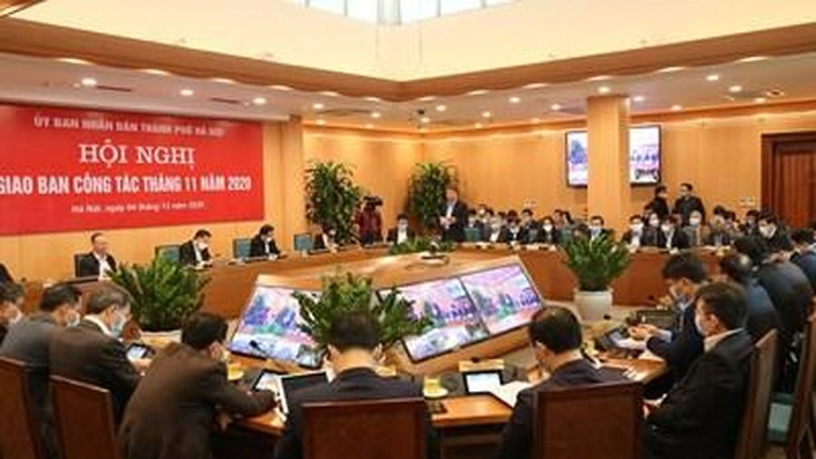 Hà Nội: Tổng thu ngân sách nhà nước tháng 11/2020 đạt 233.517 tỷ đồng