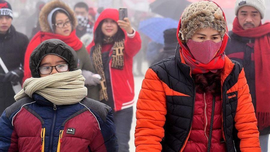 Thời tiết miền Bắc thế nào trong 5 ngày rét đậm?