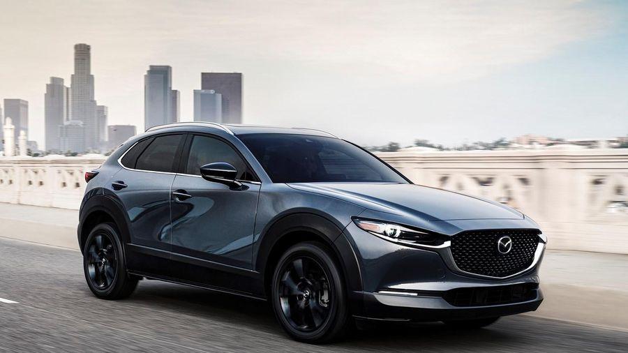 Mazda CX-30 đời 2021 có thêm phiên bản Turbo