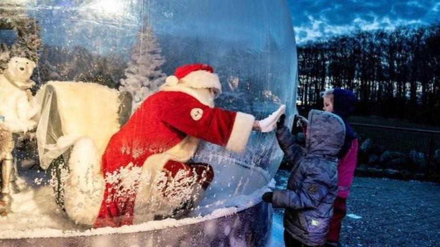 Giáng sinh ảm đạm của ông già Noel