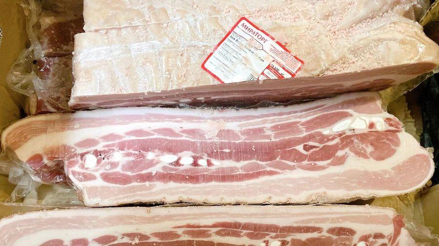 Thịt lợn Nga, Brazil ồ ạt về Việt Nam