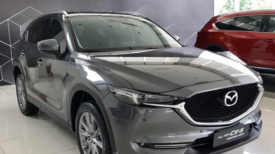 Nhiều người dùng phản ánh Mazda CX-5 bị chảy dầu giảm xóc