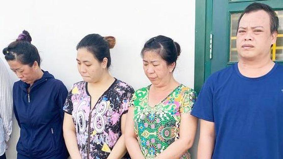 Truy tố băng nhóm trộm tài sản trong bệnh viện