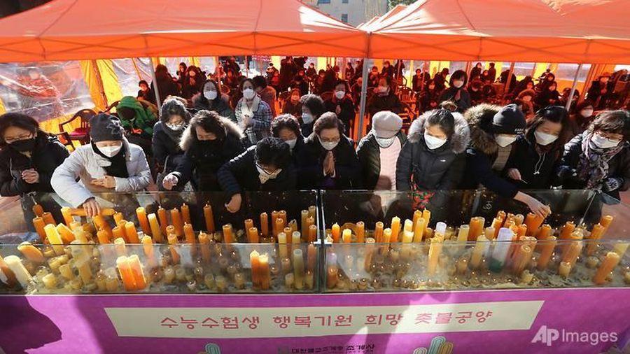Hàn Quốc ghi nhận số ca mắc Covid-19 kỷ lục 9 tháng