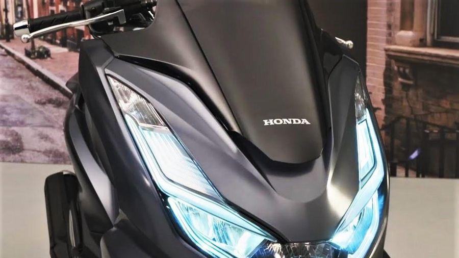 Xe tay ga Honda PCX 160 sắp được ra mắt