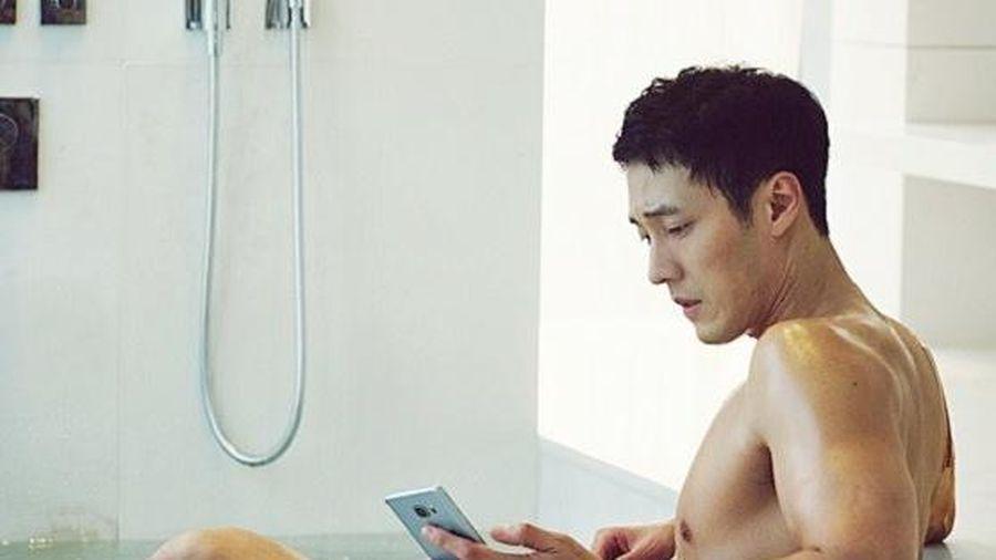 Won Bin đi sửa xe, So Ji Sub là VĐV bơi lội nếu bỏ diễn xuất