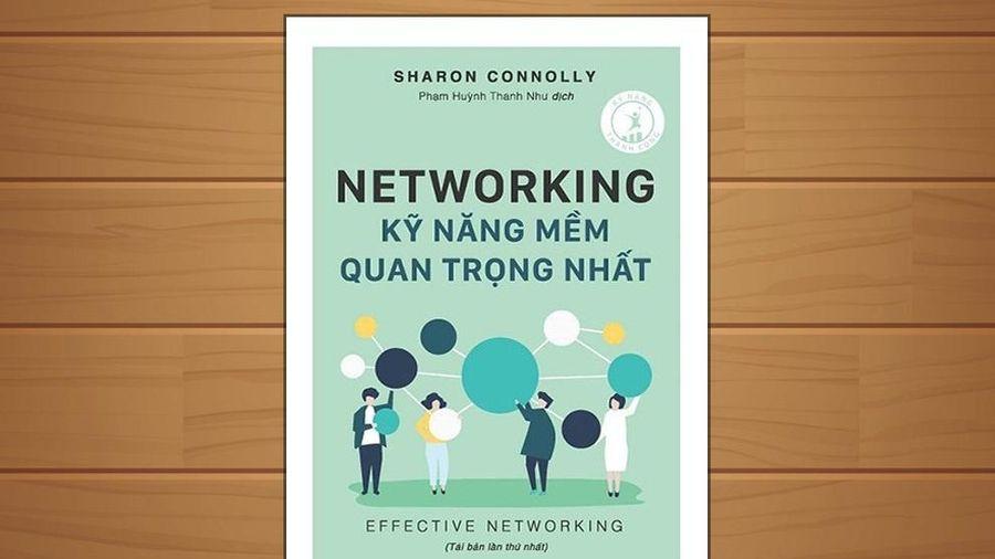 Kỹ năng xây dựng mạng lưới quan hệ để thành công
