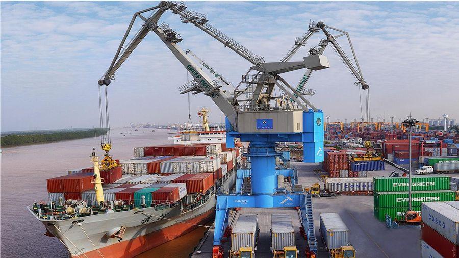 Việt Nam lọt top 5 quốc gia đứng đầu về dòng chảy thương mại quốc tế