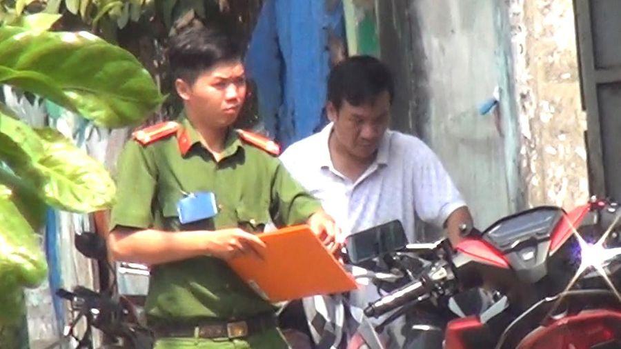 Nghi phạm đâm chết Trưởng ban quản lý chợ Kim Biên khai gì?