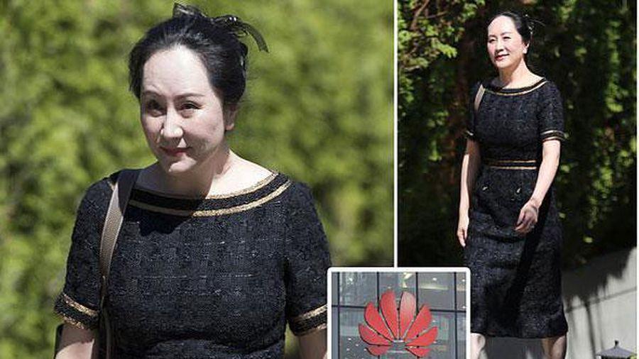 Bộ Tư pháp Mỹ có thể đang đàm phán trả tự do cho bà Mạnh Vãn Chu