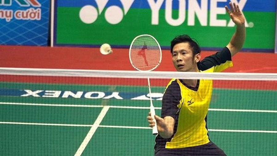 Tiến Minh vô địch giải cầu lông các cây vợt xuất sắc toàn quốc