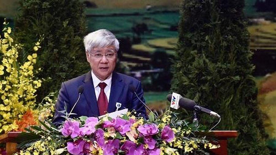 Tiếp tục khẳng định sức mạnh khối đại đoàn kết các dân tộc Việt Nam