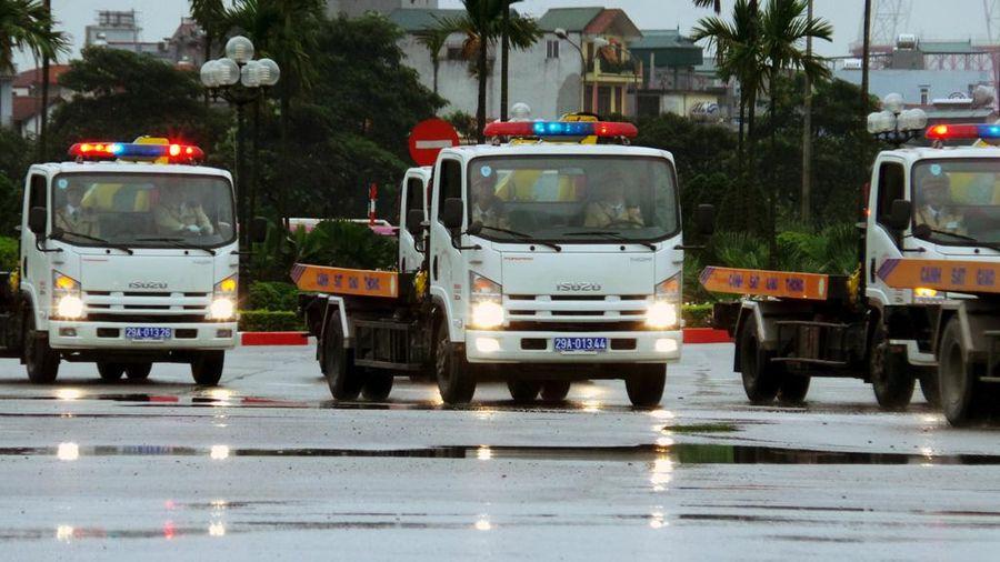 Xuất cấp hàng dự trữ phục vụ công tác cứu hộ, cứu nạn tại miền Trung