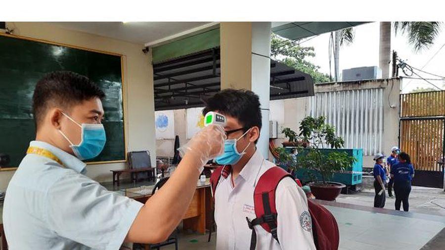 TP Hồ Chí Minh dốc toàn lực ngăn chặn dịch Covid-19 lây lan