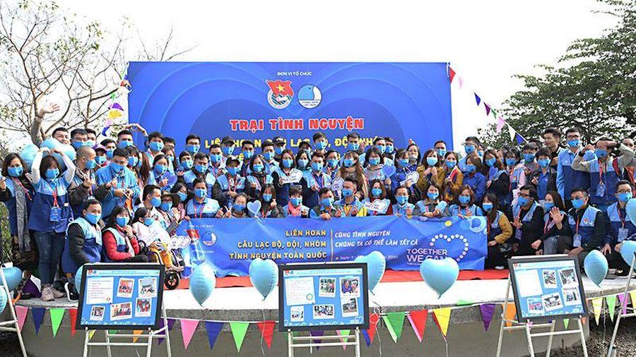 Lựa chọn 100 'Thủ lĩnh tình nguyện' tiêu biểu của Việt Nam