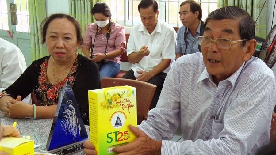 Gạo Việt Nam đạt Giải nhì cuộc thi Gạo ngon nhất thế giới năm 2020