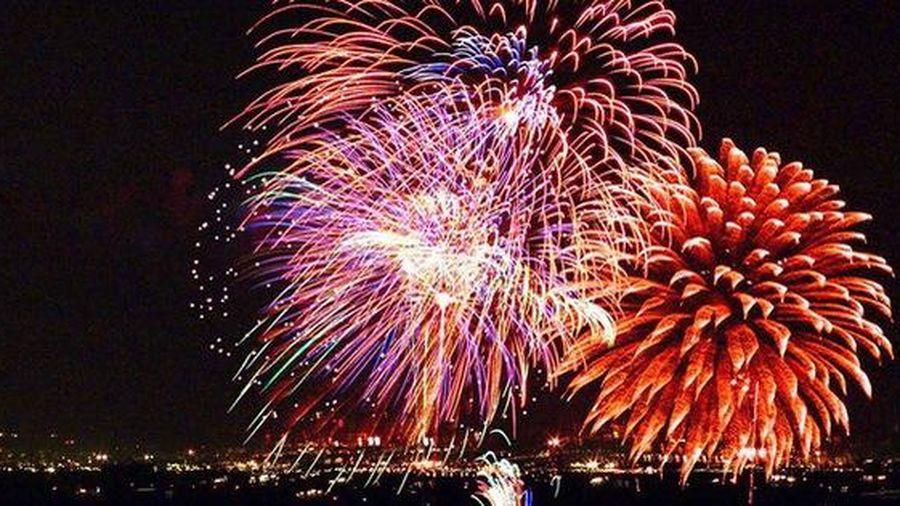 TP HCM xin phép trung ương bắn pháo hoa 3 điểm mừng Tết Dương lịch