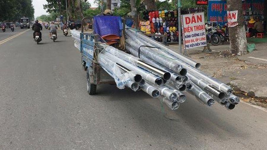 Tiếp tục kiến nghị 'khai tử' xe 3 bánh tại TP HCM