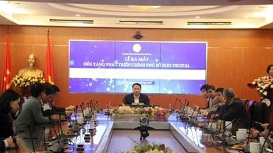 Bộ Thông tin và Truyền thông ra mắt nền tảng phát triển Chính phủ số
