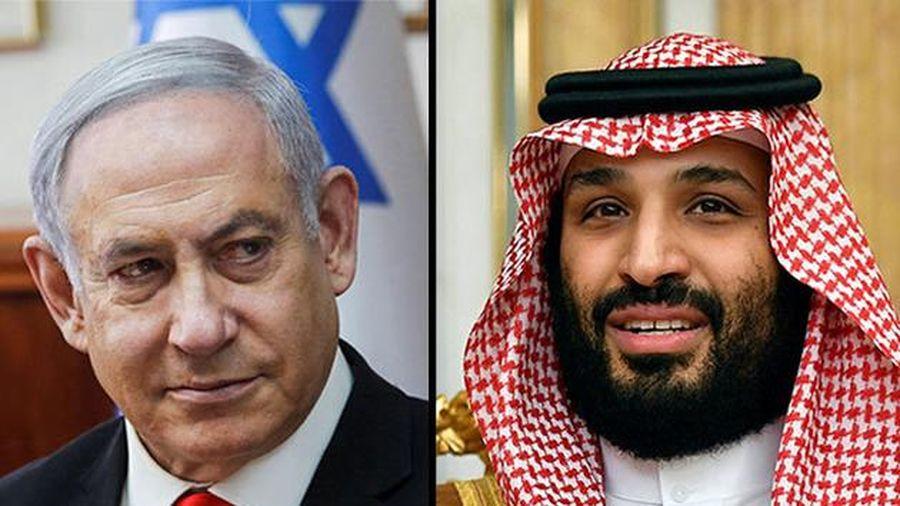 Thông điệp từ cuộc gặp bí mật Israel-Saudi Arabia