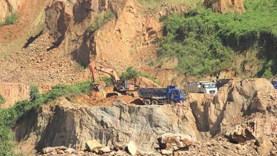 Đóng cửa hàng loạt mỏ khoáng sản: Đà Nẵng có khan hiếm vật liệu xây dựng?