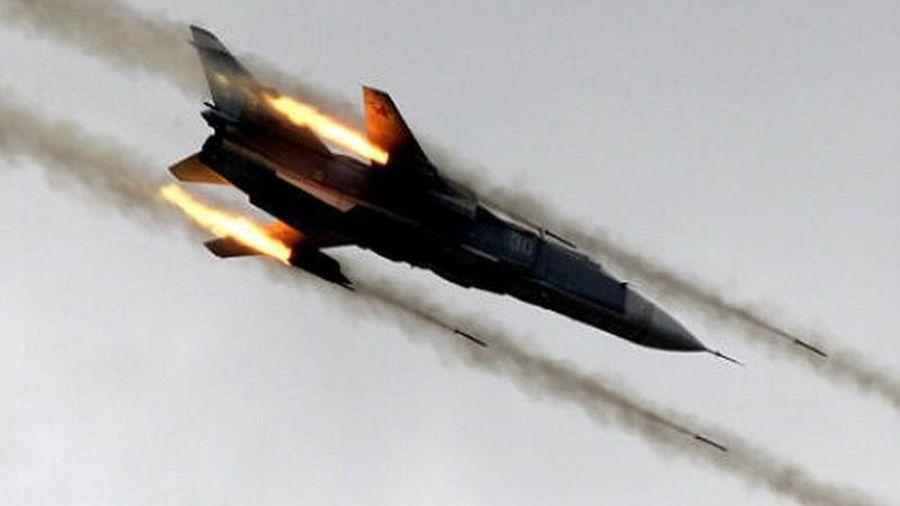 Không quân Nga - Syria oanh kích dữ dội khủng bố IS