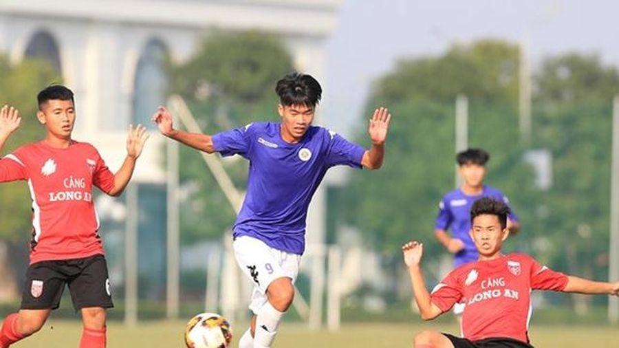 Xác định đủ 8 anh tài vào tứ kết U17 Cúp Quốc gia