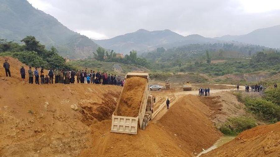 Điện Biên: Phát lệnh chặn dòng hồ chứa nước Ẳng Cang sau hơn 10 năm chờ đợi