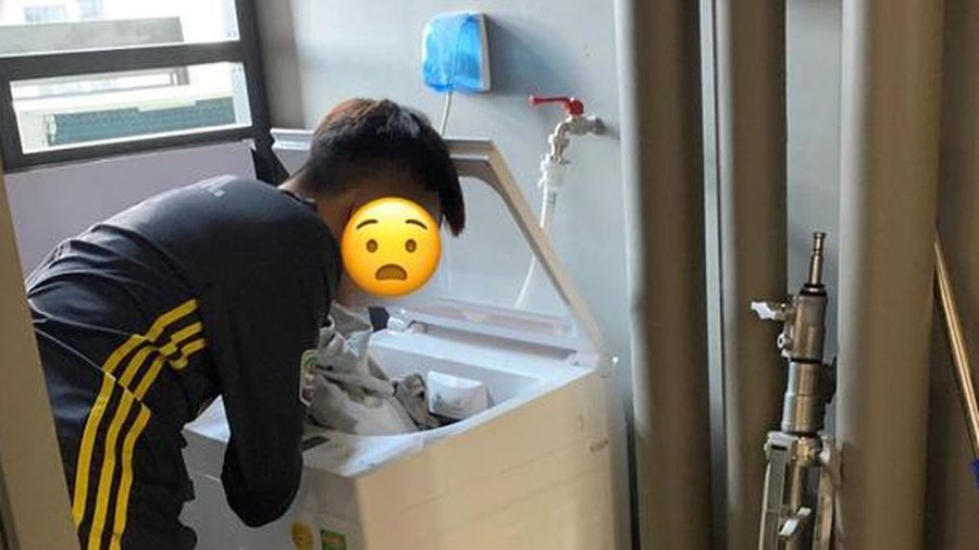 Chồng lười làm việc nhà, vợ bèn giấu thứ này trong máy giặt, anh thay đổi thái độ ngay lập tức