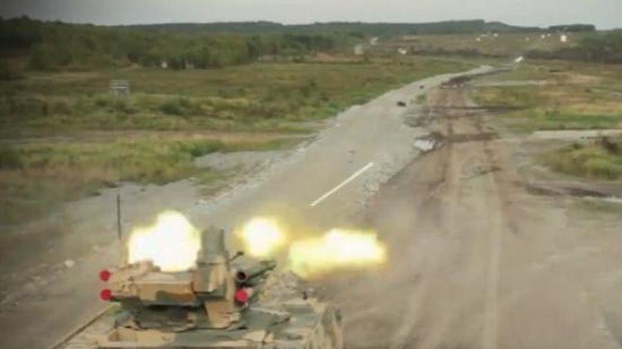 Nga vận hành 'cỗ máy chiến tranh' BMPT Terminator có thể sống sót sau vụ nổ hạt nhân