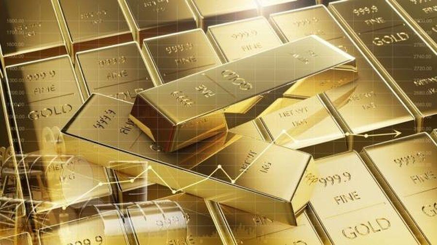 Giá vàng hôm nay 4/12: Khả năng vượt ngưỡng kháng cự 1.850 USD, đà tăng còn kéo dài?