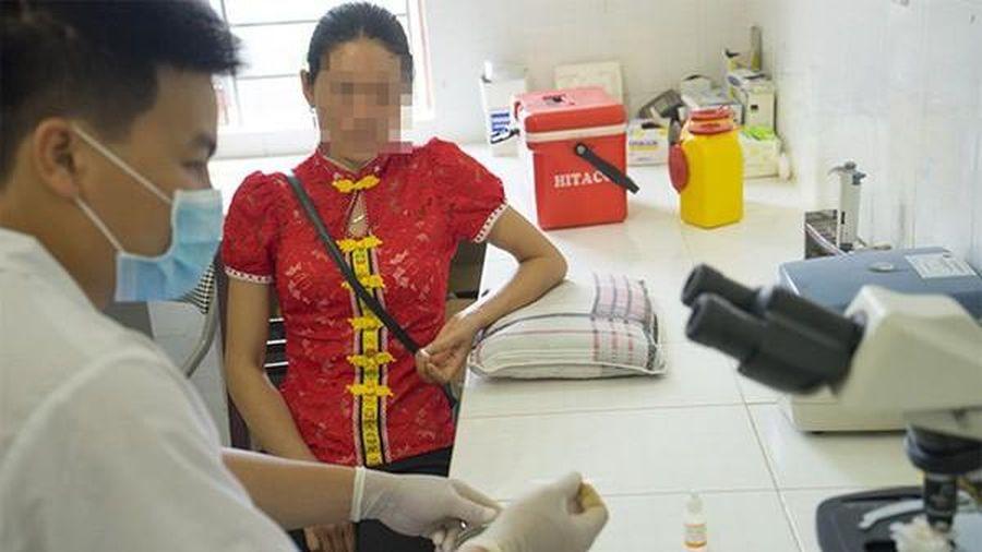Nghệ An có gần 6 nghìn người nhiễm HIV