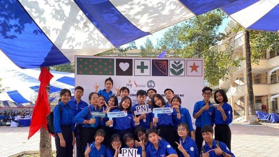 PNJ tổ chức cuộc thi Hành trình sống đẹp